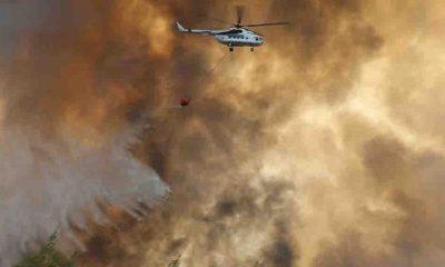 Orman Genel Müdürlüğü 26 helikoptere bin TL kaynak ayırmış!