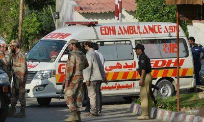 Pakistan'da Kerbela şehitlerini anma etkinliklerine bombalı saldırı: 3 ölü, 59 yaralı