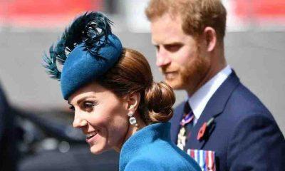Prens Harry'nin yerine Kate Middleton geçiyor