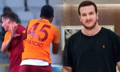 Şahan Gökbakar'dan Galatasaraylı Marcao'ya sert tepki: Zavallı...