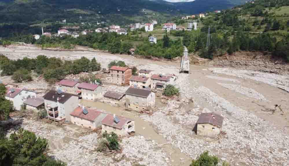 Son Dakika... Sel felaketinde hayatını kaybedenlerin sayısı arttı
