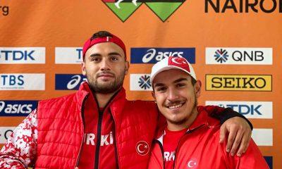 Dünya 20 Yaş Altı Atletizm Şampiyonası'nda 5 milli atlet finale yükseldi