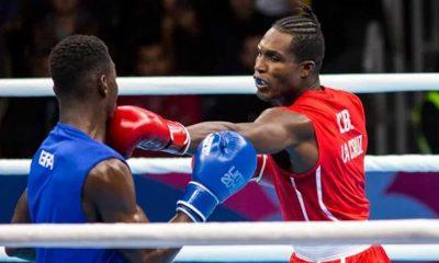 Silahlı soygunda yaralanan Kübalı boksör Cruz, üst üste olimpiyat şampiyonu oldu