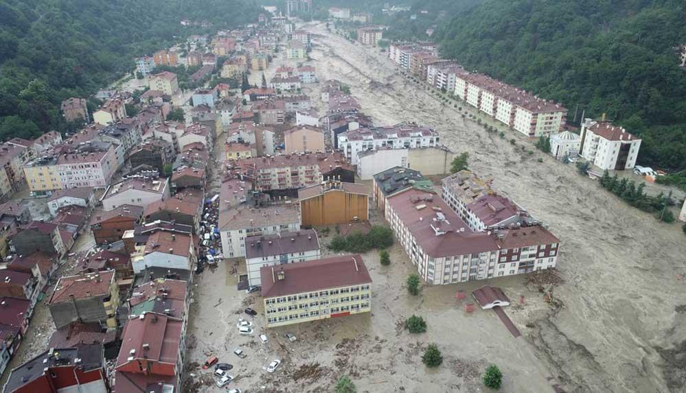 Antalya, Kastamonu ve Sinop'taki afet bölgeleri için acele kamulaştırma kararı