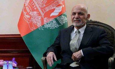 Son Dakika... Afganistan Cumhurbaşkanı Eşref Gani'nin nerede olduğu belli oldu!