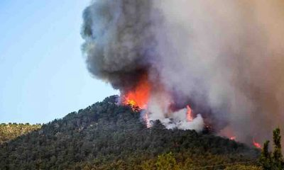 Son Dakika... Antalya'nın Gündoğmuş ilçesi için tahliye kararı