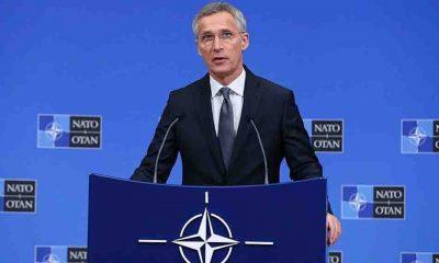 Son Dakika... NATO Genel Sekreteri Stoltenberg'den Afganistan açıklaması: Türkiye'ye teşekkür ediyorum