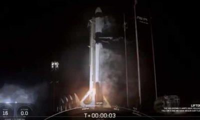 SpaceX, Uluslararası Uzay İstasyonu'na avokado, limon ve dondurma gönderdi