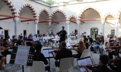 "Sultan 2. Bayezid Külliyesi'nde ""Masterclass"" konseri düzenlendi"