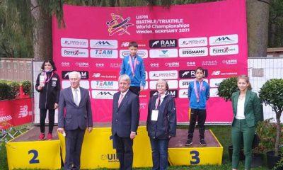 Dünya Şampiyonası'nda genç millilerden 1 altın, 2 gümüş, 2 bronz madalya