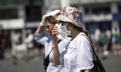 Türkiye sıcak hava dalgasının etkisine giriyor