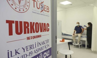 Turkovac'ın klinik çalışmaları için gönüllü olmak isteyenler e-Nabız'dan başvuruları yapabilecek