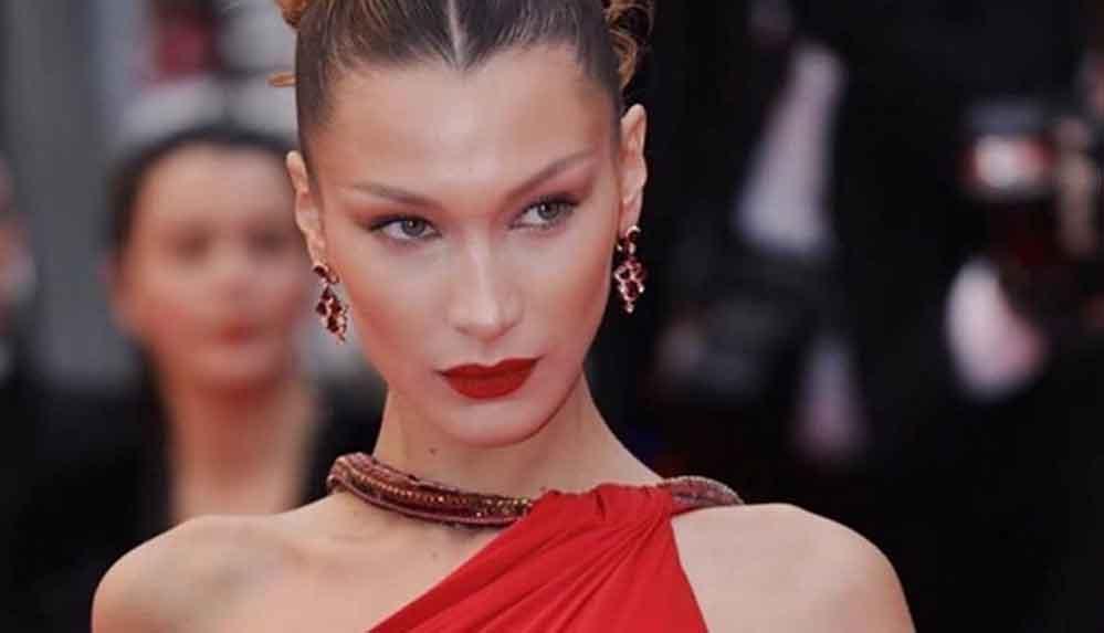 Ünlü model Bella Hadid'ten Zülfikar kılıçlı Hz. Ali paylaşımı