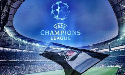 UEFA Şampiyonlar Ligi'nde Beşiktaş'ın rakipleri belli oldu