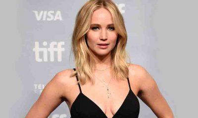 Ünlü oyuncu Jennifer Lawrence'dan cinsel ilişki itirafı