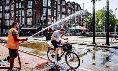 Uzmanlar uyardı: Avrupa 50 derece sıcaklıklara hazırlanmalı