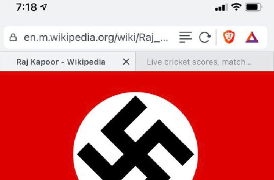 Wikipedia hacklendi mi?