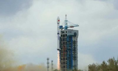 """Çin, """"Tienhui-2"""" yer gözlem uydularını uzaya fırlattı"""