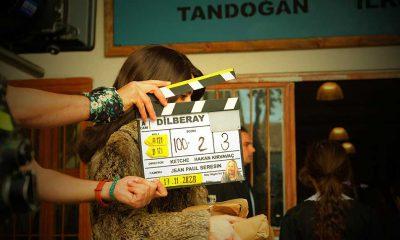 """""""DİLBERAY"""" filminden ilk görüntüler yayınlandı"""
