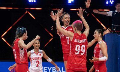Filenin Sultanları Çekya'yı yenerek finale yükseldi