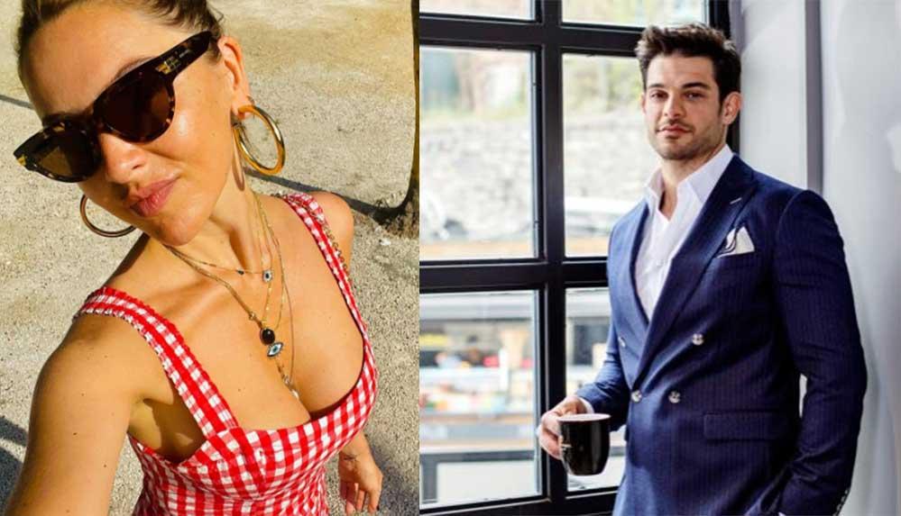 Hadise, Mehmet Dinçerler'e aşkını sosyal medyadan ilan etti!
