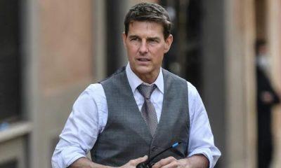 Görevimiz Tehlike 7 setinde talihsizlikler bitmiyor: Tom Cruise'un arabası çalındı