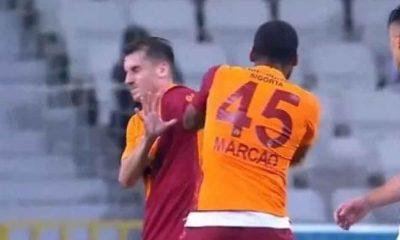 Takım arkadaşını saldırmıştı...Galatasaraylı futbolcu Marcao'nun cezası belli oldu