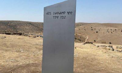 Gizemli monolit, Göbeklitepe'den sonra Diyarbakır'da da ortaya çıktı