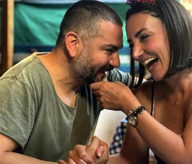 Sevcan Orhan aşkını sosyal medyadan ilan etti!