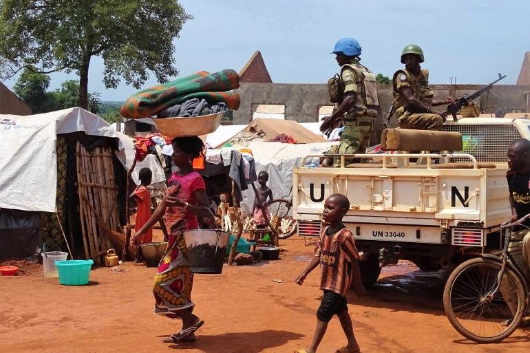 BM, Orta Afrika Cumhuriyeti'ndeki Gabonlu askerleri cinsel istismar iddiaları üzerine geri çekiyor