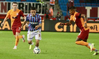 4 gollü maçta Galatasaray ile Trabzonspor yenişemedi