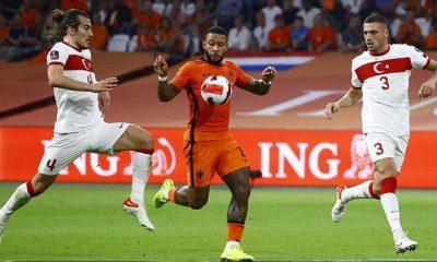 A Milli Futbol Takımı Hollanda'ya farklı mağlup oldu