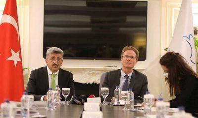 AB Türkiye Delegasyonu Başkanı: AB, Türkiye'ye sınır güvenliği için 350 milyon avroyu aşkın bir destek sağladı