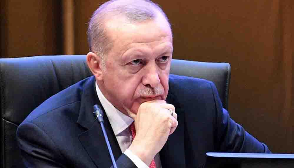 Erdoğan'dan Biden açıklaması: Şu ana kadar ABD'deki liderlerin hiçbiriyle böyle bir konum yaşamadım