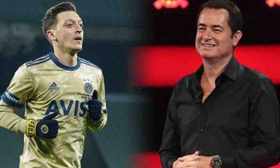 Acun Ilıcalı ve Mesut Özil'e kötü haber!
