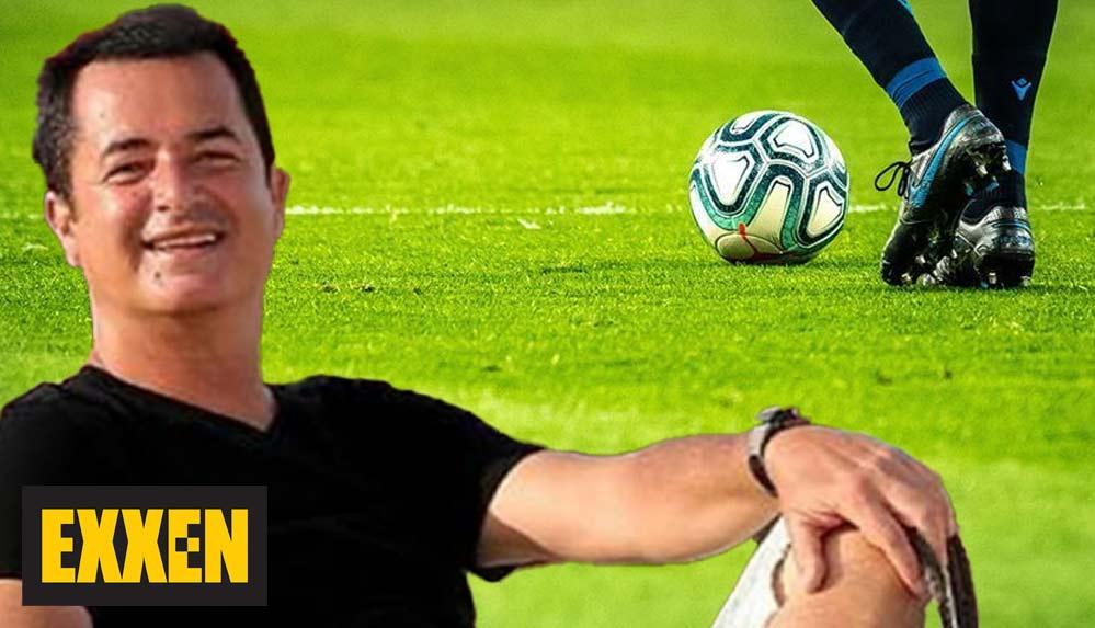 Acun Ilıcalı'dan Süper Lig hamlesi: Exxen, Süper Lig'in yayın haklarına talip olacak