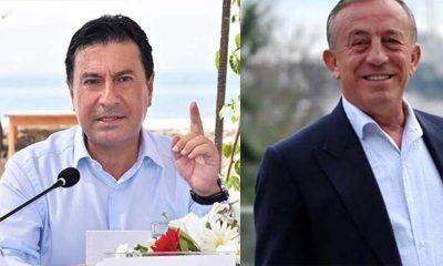 """Başkan Aras'tan Ağaoğlu'na: """"Projenize de Bodrum markamızı kullanmanıza da karşıyız"""""""