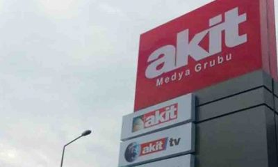 Akit'ten, TRT'ye skandal tepki