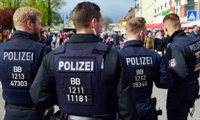 Alman polisinden Türk cami derneğine yolsuzluk baskını