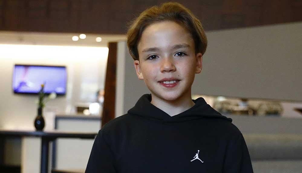 Almanya'da müzik yarışmasında 12 yaşındaki Türk kökenli Kaya sesiyle damga vurdu
