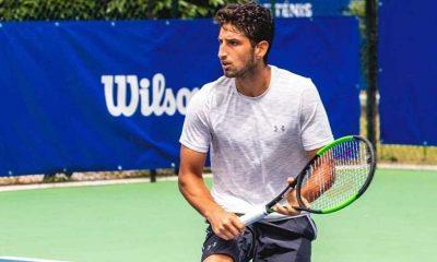 Milli tenisçi Altuğ Çelikbilek, Sofya Açık elemelerinde final turuna yükseldi