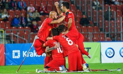 Ampute Futbol Milli Takımı üst üste ikinci kez Avrupa Şampiyonu