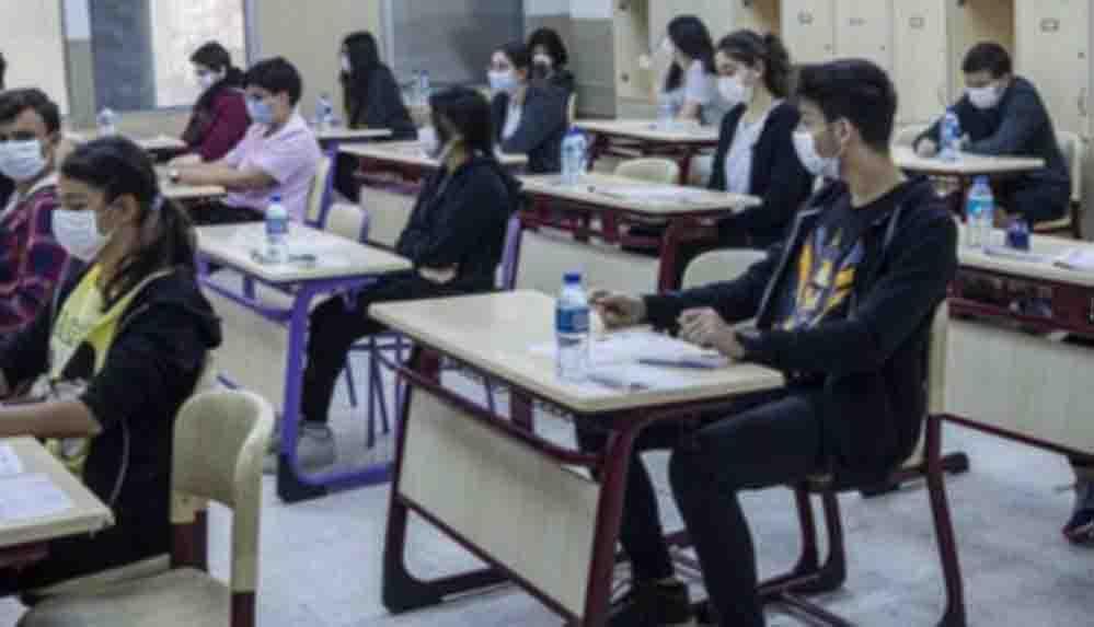 Ankara'da din kültürü öğretmeninden öğrencilere skandal sorular