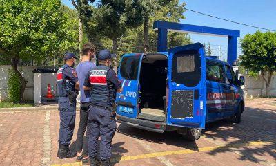 Antalya'da firari cinayet hükümlüsü yakalandı
