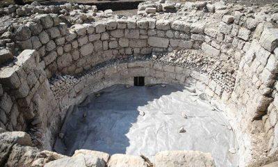 Mersin'deki Soli Pompeiopolis Antik Kenti'nde sezon kazıları sona erdi