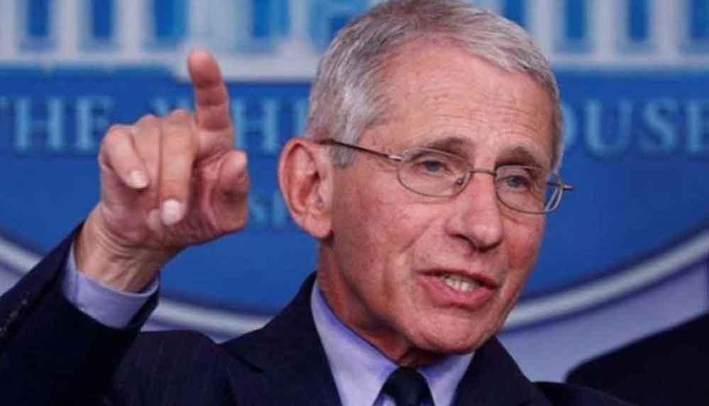 """'Aşıya dirençli' denilmişti: ABD'li uzman Dr. Fauci'den kritik """"Mu"""" varyantı açıklaması"""