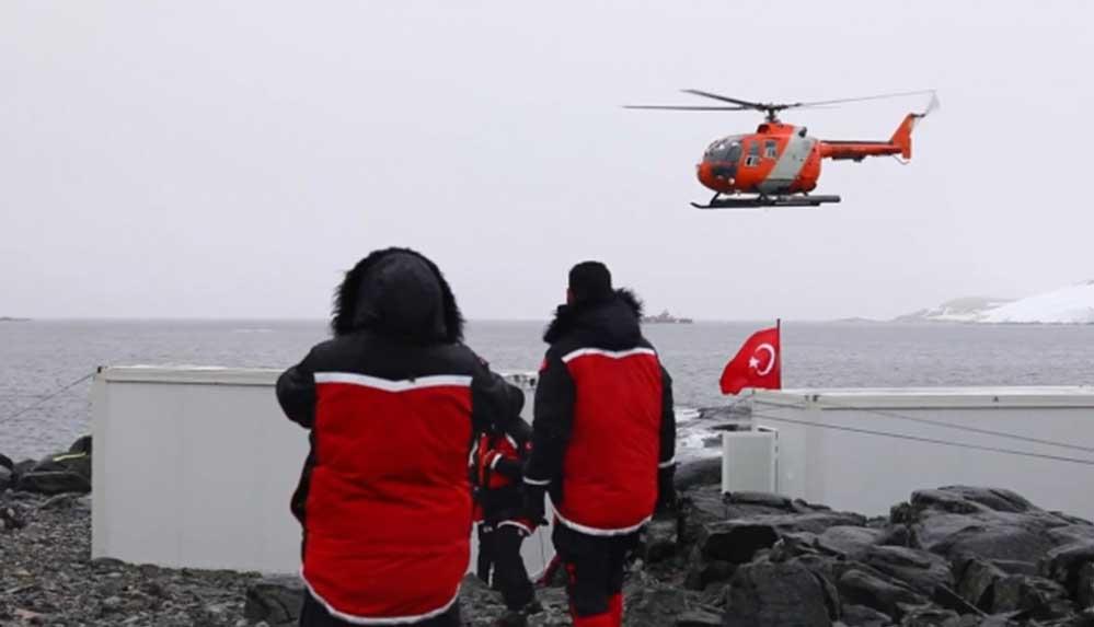 Atatürk Üniversitesi Antarktika'da biyoçeşitlilik çalışmaları yapacak