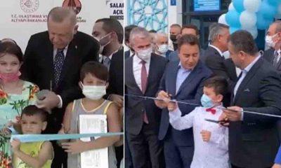 """Babacan'dan Erdoğan'a gönderme: """"Dikkat et kafana mikrofon ya da yumruk gelmesin"""""""