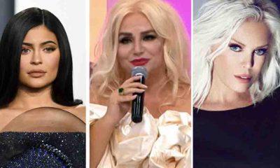 Banu Alkan'dan, Ajda Pekkan ve Kylie Jenner'a taklit suçlaması
