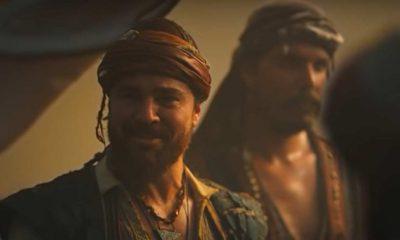 'Barbaroslar Akdeniz'in Kılıcı' ilk bölümüyle yarın TRT1'de ekranlara gelecek